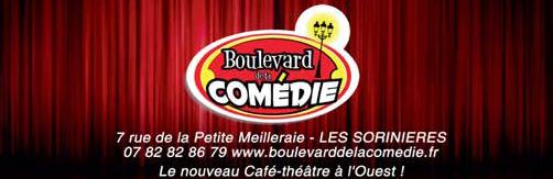 boulevard de la comédie