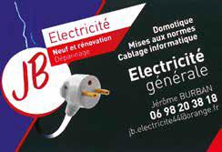 jb electricité